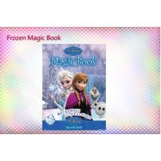 Frozen Magic Book