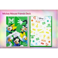 Mickey Mouse Friends Deck