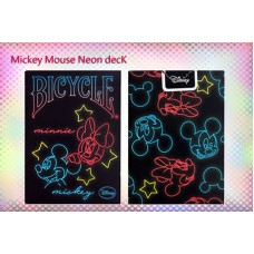 Mickey Mouse Neon decK