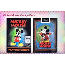 Mickey Mouse Vintage Deck
