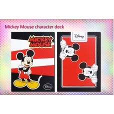 Mickey Mouse character deck