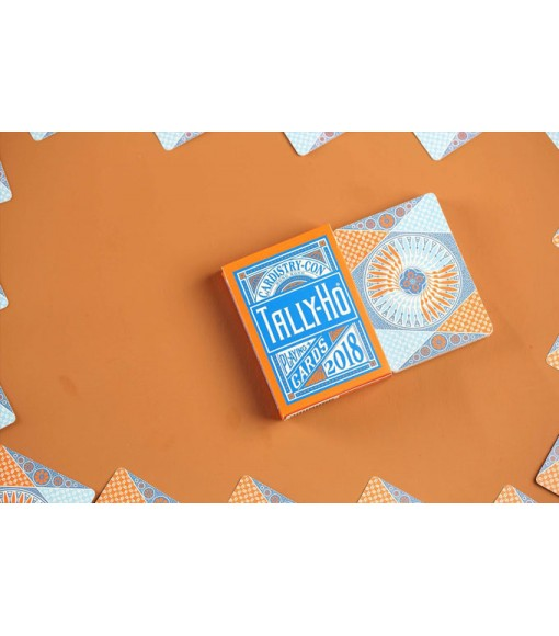 TALLY HO CARDISTRY CON 2018 PLAYING CARD