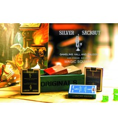 Silver Sackbut V2 Playing Cards (Pre Order)